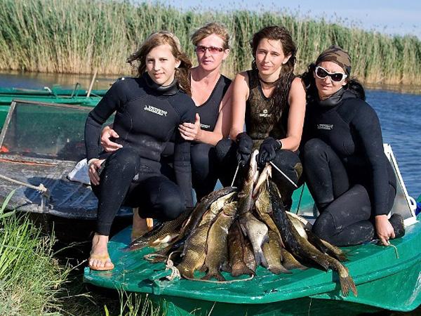 туры на рыбалку московская область