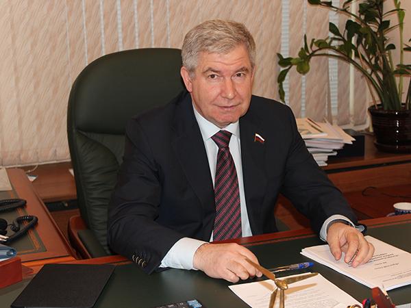 Для партии «Единая Россия» село всегда вприоритете— Дмитрий Саввин
