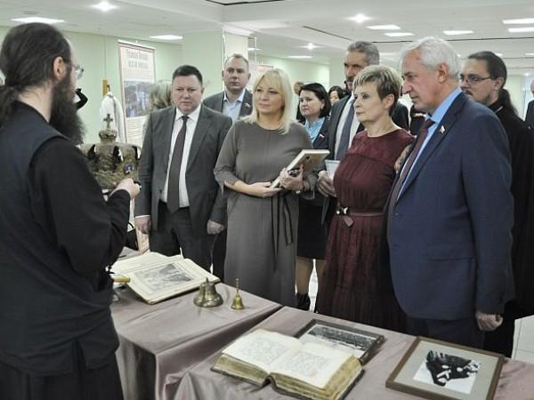 Презентация Вадинского района состоялась в областной библиотеке