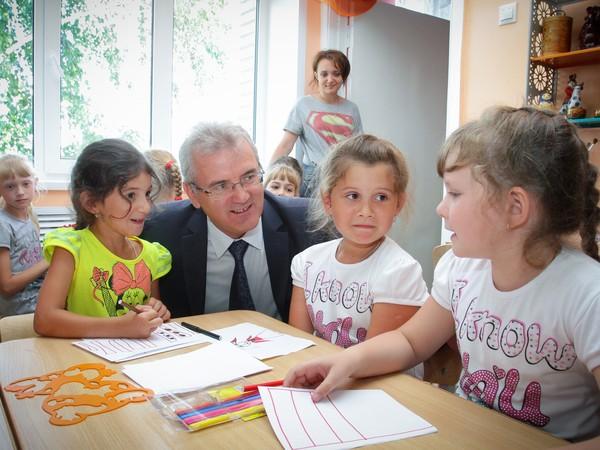 В Пензенской области будет создано более 2,5 тысяч новых мест в детских садах