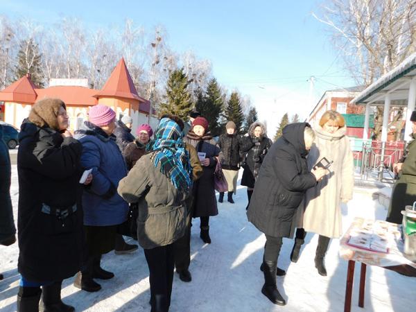Башмаковский район: акция памяти «Хлеб блокадного Ленинграда»