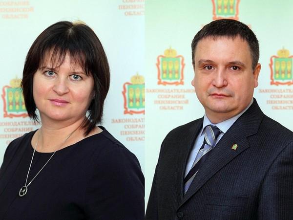 Ольга Чистякова и Михаил Лисин оказали благотворительную помощь