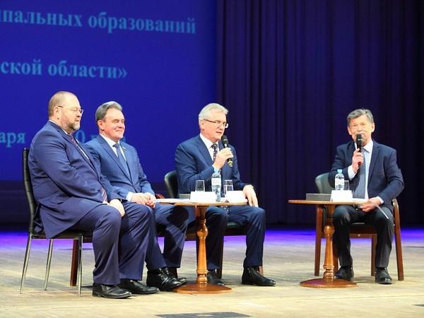 Валерий Лидин принял участие в заседании XVIII Съезда членов Ассоциации «Совет муниципальных образований Пензенской области»