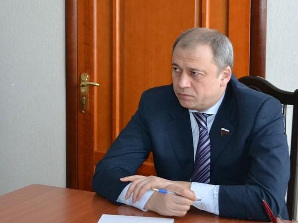 Михаил Дралин оказал помощь областному Совету ветеранов