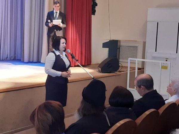 Ольга Чистякова поблагодарила матерей военнослужащих за воспитание достойных сыновей